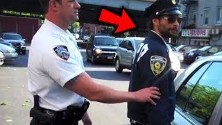 Top 5 Fake Police Officers WHO GOT EXPOSED!