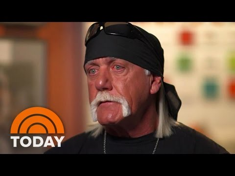 Hulk Hogan Speaks Out On Sex Tape Verdict And Moving On   TODAY