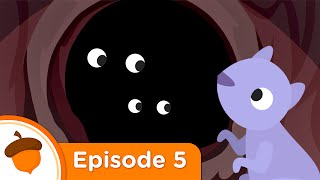 A Stormy Day | Treetop Family Ep.5 | Cartoon for kids