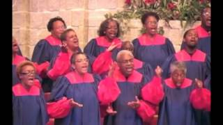 Mt Zion Inspirational Choir 35 Anniversary/ He's in the Room (by Patrick Lundy)