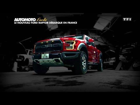 Monstre Ford F 150 Raptor le meilleur 4x4 du marché
