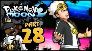 Pokemon Sun and Moon - Part 28  