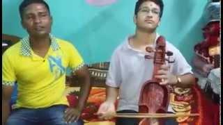 Deepak Nepali and Kamal BK