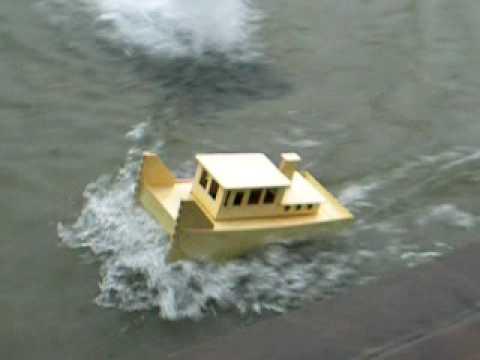 Springer RC Boat