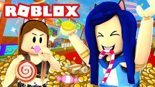 CANDY IS FALLING FROM THE SKY! | Roblox Ripull Minigames