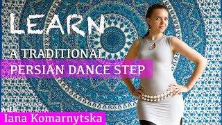 IanaDance: Learn Persian dancing (triple step)
