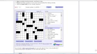 Where to Get CrosswordsOnline