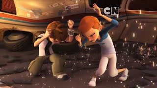 Ben 10 Road Trip Rumble in Hindi