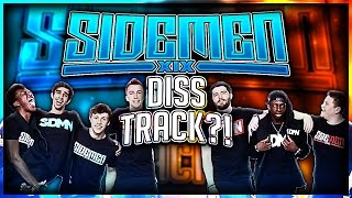 SIDEMEN MEMBER ROASTED ME??? (DISS TRACK)
