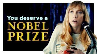 You Deserve a Nobel Prize    CH Shorts