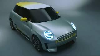 Mini electric concept // IAA 2017