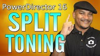 Split Toning Tutorial | CyberLink PowerDirector 16