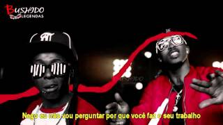 August Alsina Feat. Lil Wayne - Why I Do It (Legendado - Tradução)