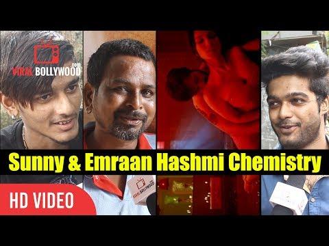 Xxx Mp4 Public Reaction On Sunny Leone And Emraan Hashmi Chemistry Baadshaho 3gp Sex