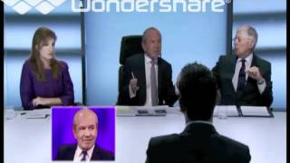 Lord Sugar Who's Bad Funny Clip: Apprentice UK You're Hired 2011