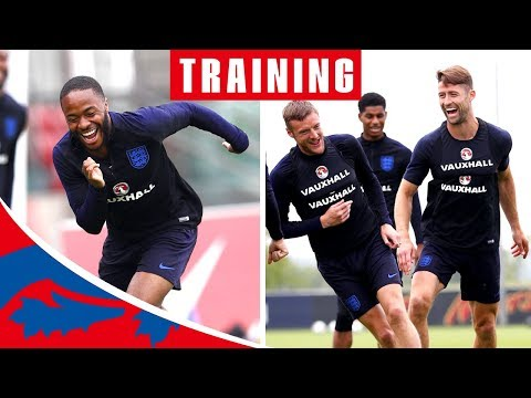 Xxx Mp4 Hilarious Celebrations As Delph Scores Winner In Training Match Inside Training England 3gp Sex