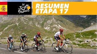 Resumen - Etapa 17 - Tour de France 2017