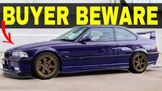 WATCH THIS Before Buying an e36 M3 - Buyers Guide & Review Inside