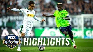 Monchengladbach vs. Schalke 04 | 2018-19 Bundesliga Highlights
