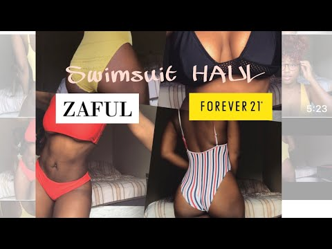 Xxx Mp4 SWIMSUIT HAUL FOREVER21 ZAFUL 3gp Sex