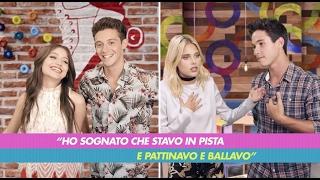 Soy Luna - Chi l'ha detto? - Karol e Ruggero VS Valentina e Michael