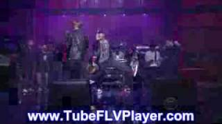 Justin Bieber  Baby David Letterman Live HD 1080p great quality.WMV