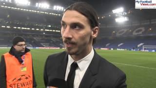 Ibrahimovic - Chelsea's players were 'babies'