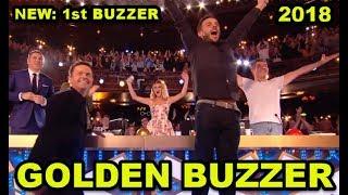 #1 GOLDEN BUZZER 2018! STANDING OVATIONS ♥EMOTIONAL MAGIC WILL MELT YOUR HEART♥ Britain's Got Talent