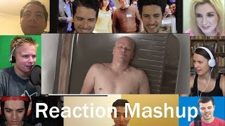Downsizing Official  Trailer REACTION MASHUP