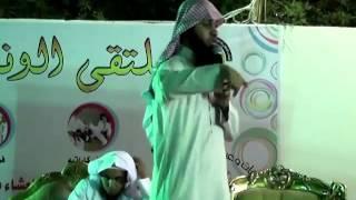 نايف الصحفي يروي قصة عبد الله بانعمة في ملتقى الوناسة الشبابي