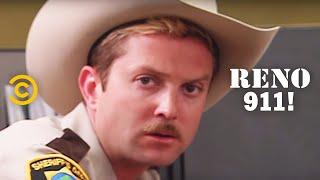 No-Shave November, Reno Style - RENO 911!