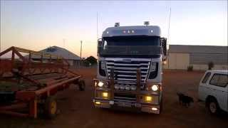 Freightliner Argosy 620 and 530