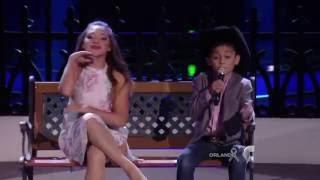 Joel enamora con su versión de 'Piénsalo'   | La Voz Kids 2016
