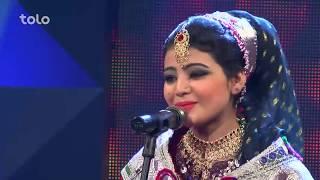 آهنگ گروهی – رخسار داری گل واری – فصل دوازدهم ستاره افغان – مرحله 6 بهترین