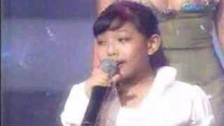 Regine Pinoy Pop Superstar - I Believe I Can Fly