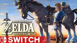 Surviving Breath of the Wild's Open World   Legend of Zelda: Switch Gameplay