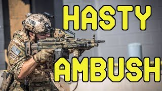 American Milsim Ironhorse 2 | Hasty Ambush (Elite Force/VFC VR16 Avalon Calibur Airsoft Gun)