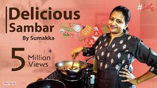Delicious Sambar By Sumakka | Vlog 3 | Suma Kanakala