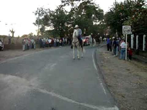 Desfile de Caballos de Alta Escuela Comacaran 2011