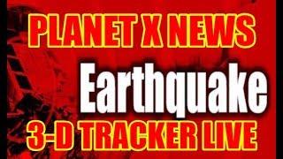 PLANET X NEWS - 3-D EARTHQUAKE TRACKER *** 9/21/2017
