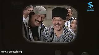 ابو عنتر وتلفزيون القاووش ـ مضحك جدا ـ عودة غوار