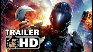 THE ANSWER Official Trailer (2017) Sci-Fi Thriller Movie HD