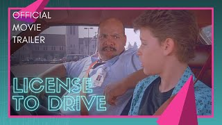License To Drive Original Movie Trailer [1988]