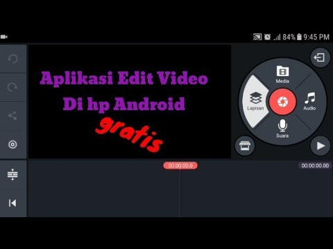 KineMaster Indonesia Mod gratis aplikasi edit video di android
