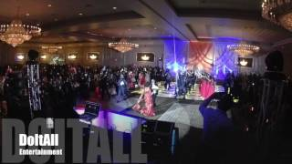 DoItALL Entertainment - Silas and Neethu - Drury Lane Banquets - Timelapse