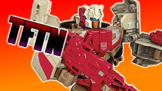 Transformers Generations Titans Return DELUXE CLASS Wave #2 (TFTN Episode #115)