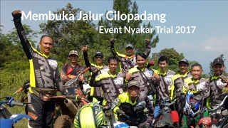 Nyaba Trial #3 - Trail Adventure Jalur Cilopadang - Nobody Would Believe