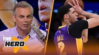 Colin Cowherd on attempts to fix Lonzo Ball