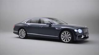 NEW Bentley Flying Spur W12 excellence!