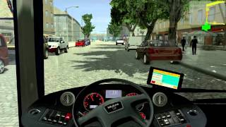 #015 Let's Play City Bus Simulator München -  [Deutsch] [Full-HD] - Ende